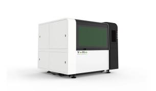 Kompakti ja pienikokoinen laserleikkauskone