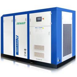 Hihna- ja suoravetoinen ilmakompressori