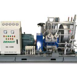 Korkeapaineinen mäntä-ilmakompressori