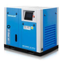 Vesivoideltu öljytön ilmakompressori