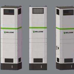 Welldone ilmanpuhdistustorni
